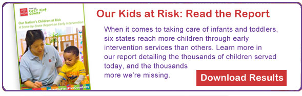 Our kids at risk -- read the report