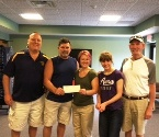 Golf Scramble Check Presentation