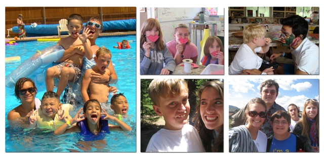 Summer Day Camps - Easter Seals
